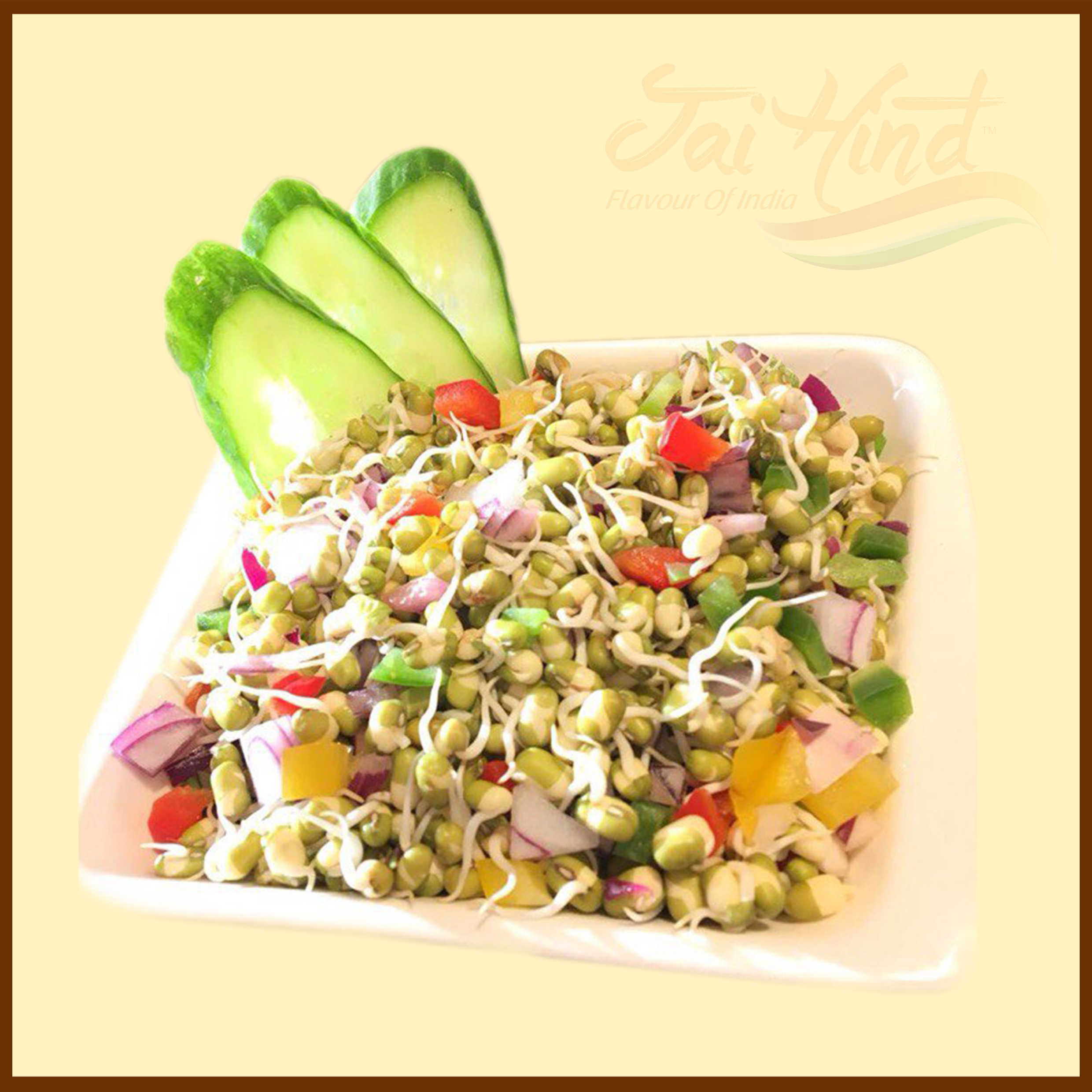 Sprout Bean Salad